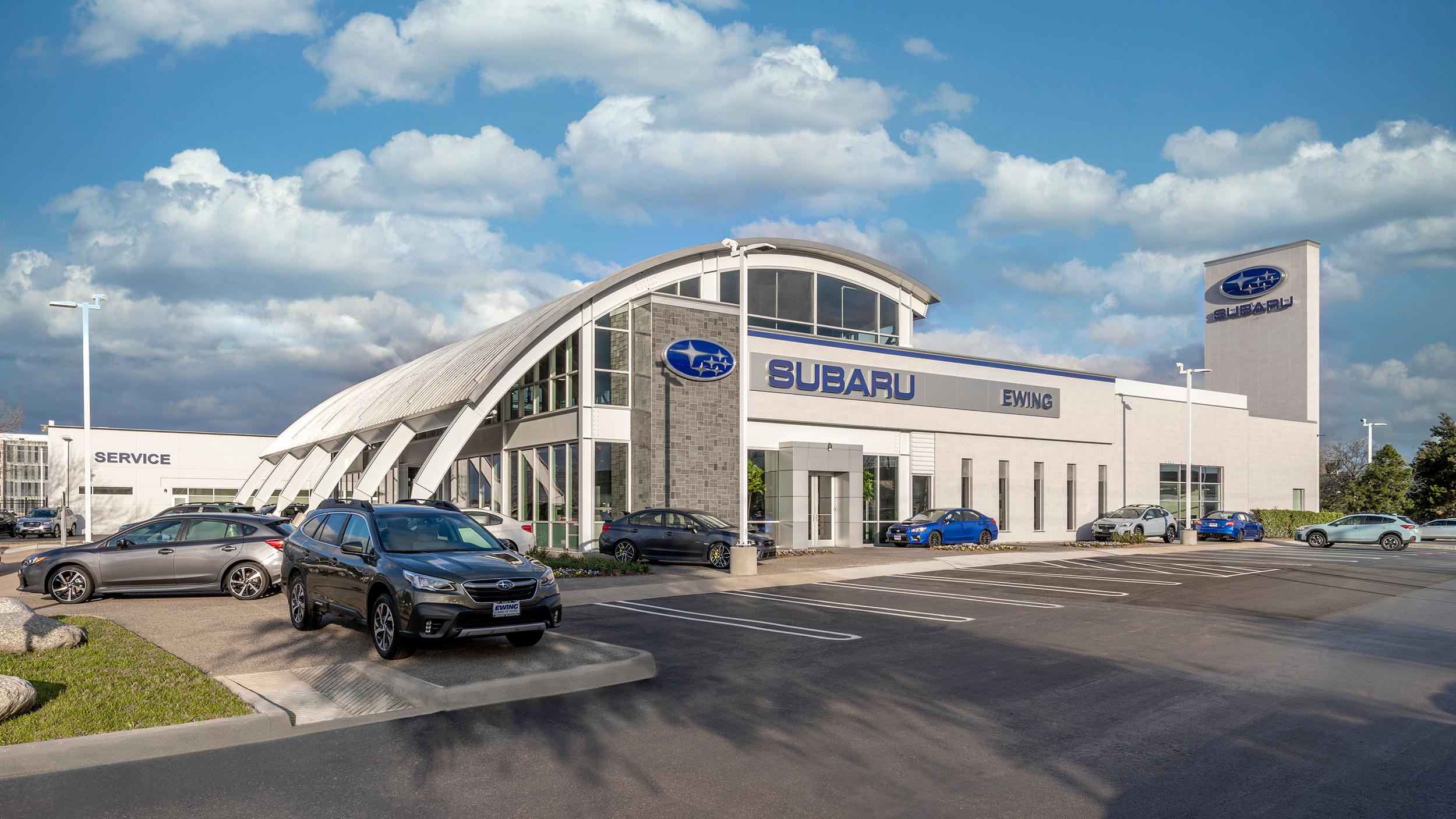 Ewing Subaru of Plano-8556